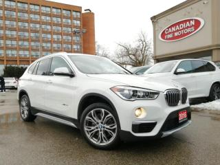 Used 2016 BMW X1 NAVI | CAM | HUD | PANO | 4 NEW SNOW TIRES* | for sale in Scarborough, ON