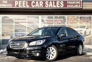 Used 2016 Subaru Legacy TOURING& TECH PACKAGE|TEXT.US.647.678.7778| for sale in Mississauga, ON