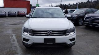 Used 2018 Volkswagen Tiguan Comfortline 2.0T 8sp at w/Tip 4M for sale in Coquitlam, BC