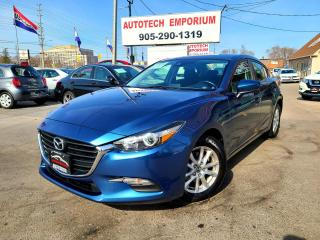 Used 2018 Mazda MAZDA3 GS Navigation/Camera/Heated Seats/Alloys for sale in Mississauga, ON