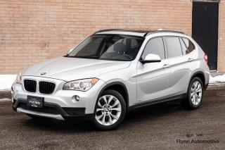 Used 2014 BMW X1 xDrive28i No Accidents, Excellent Condition for sale in St. Catharines, ON