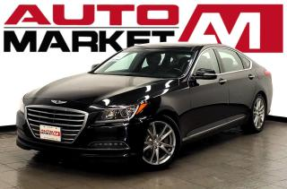 Used 2016 Hyundai Genesis Premium Certified! Navigation! We Approve All Credit! for sale in Guelph, ON