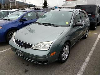 Used 2005 Ford Focus ZX5 SES for sale in North Vancouver, BC