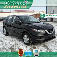 Used 2020 Nissan Qashqai SV w/Mfg Warranty, AWD, Command Start, Heated Seats, Propilot for sale in Saskatoon, SK
