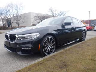 Used 2017 BMW 5 Series 540i xDrive for sale in Burnaby, BC