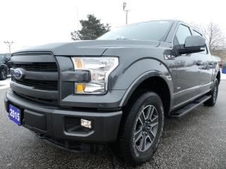 Used 2015 Ford F-150 Lariat 2.7L | Navigation | Heated Seats | Remote Start for sale in Essex, ON