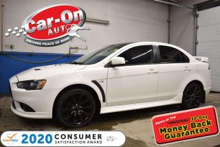 Used 2013 Mitsubishi Lancer RalliArt for sale in Ottawa, ON