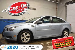 Used 2011 Chevrolet Cruze LT AUTO | REMOTE STARTER for sale in Ottawa, ON