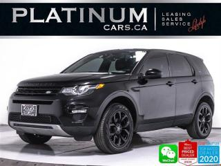 Used 2015 Land Rover Discovery Sport HSE AWD, NAV, CAM, HEATED SEATS, SUNROOF for sale in Toronto, ON