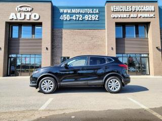 Used 2018 Nissan Qashqai SV TA for sale in St-Eustache, QC