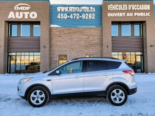 Used 2016 Ford Escape 4 portes SE, Traction avant for sale in St-Eustache, QC
