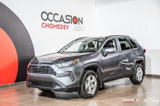 Used 2019 Toyota RAV4 LE AWD+NAVI+SIEGES CHAUFFANTS+CAMERA RECUL for sale in Laval, QC