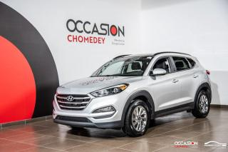 Used 2016 Hyundai Tucson Luxury AWD+TOIT PANO+VOLANT/SIEGES CHAUFF+CUIR for sale in Laval, QC