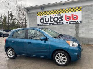 Used 2018 Nissan Micra for sale in Laval, QC