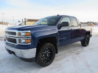 Used 2014 Chevrolet Silverado 1500 Work Truck cabine double caisse standard for sale in Lévis, QC