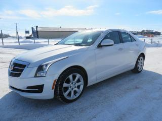 Used 2015 Cadillac ATS 2.0L de base berline 4 portes 2.0L à TI for sale in Lévis, QC
