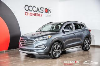 Used 2017 Hyundai Tucson LIMITED 1.6 AWD+TOIT PANO+NAVI+CUIR+CHAUFFANTS for sale in Laval, QC