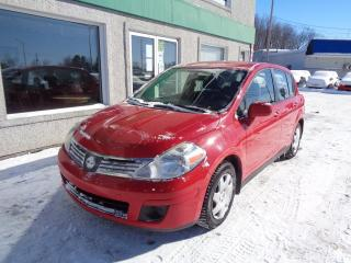 Used 2009 Nissan Versa Hayon 5 portes I4, 1,8 S for sale in St-Jérôme, QC
