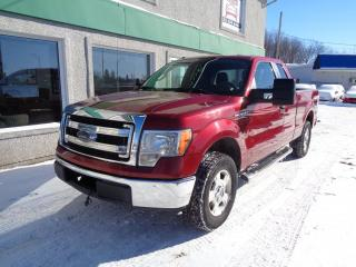Used 2013 Ford F-150 Cabine Super 4RM 145 po XL for sale in St-Jérôme, QC