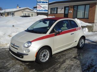 Used 2013 Fiat 500 for sale in Ancienne Lorette, QC