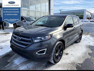 Used 2018 Ford Edge Sel Ti for sale in Victoriaville, QC