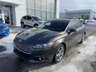 Used 2015 Ford Fusion Hybrid Se for sale in Victoriaville, QC