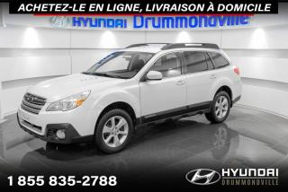 Used 2014 Subaru Outback TOURING + AWD + A/C + CRUISE + MAGS + WO for sale in Drummondville, QC