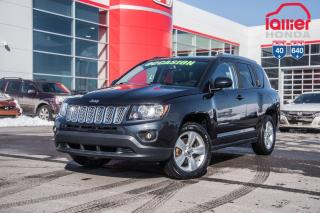 Used 2015 Jeep Compass North   4WD P5297A   BLEU for sale in Terrebonne, QC