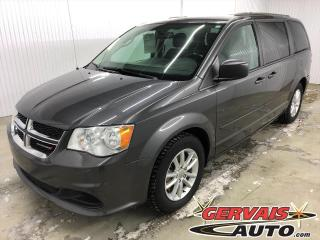 Used 2015 Dodge Grand Caravan SXT DVD 7 PASSAGERS STOW N GO CAMÉRA for sale in Shawinigan, QC