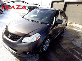 Used 2012 Suzuki SX4 4dr Sdn  Sport for sale in Beauport, QC