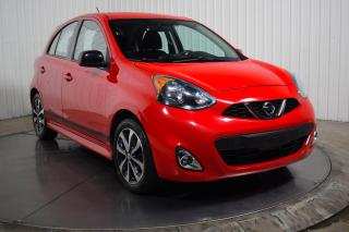 Used 2015 Nissan Micra SR MAGS CAMÉRA DE RECUL AIR CLIMATISÉ for sale in St-Hubert, QC