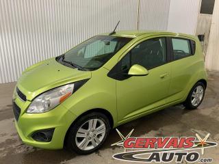 Used 2013 Chevrolet Spark LS Mags A/C Bluetooth *Bas Kilométrage* for sale in Trois-Rivières, QC
