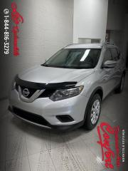Used 2016 Nissan Rogue S Traction intégrale, 4 portes for sale in Chicoutimi, QC