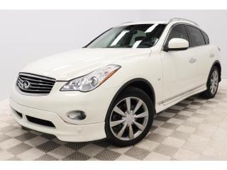 Used 2014 Infiniti QX50 *JOURNEY *LOOK-UNIQUE *PARK-ASSIST *CAMERA for sale in St-Hubert, QC