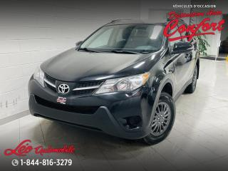 Used 2014 Toyota RAV4 LE, Traction intégrale 4 portes for sale in Chicoutimi, QC