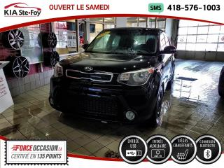 Used 2016 Kia Soul EX* SIEGES CHAUFFANTS* JAMAIS ACCIDENTÉ* for sale in Québec, QC