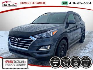 Used 2019 Hyundai Tucson LUXE * AWD* TOIT PANO * CAMERA 360 * for sale in Québec, QC