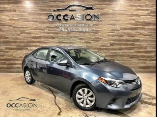 Used 2015 Toyota Corolla LE automatique 135000 K for sale in Ste-Brigitte-de-Laval, QC