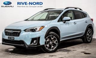 Used 2018 Subaru XV Crosstrek Sport TOIT.OUVRANT+MAGS+SIEGES.CHAUFFANTS for sale in Boisbriand, QC