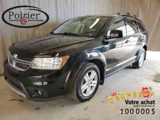 Used 2012 Dodge Journey SXT Bas kilométrage for sale in Rouyn-Noranda, QC