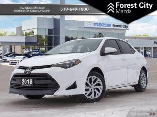 Used 2018 Toyota Corolla SOLD!!! for sale in London, ON