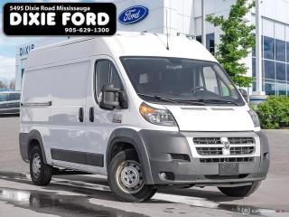 Used 2014 RAM 2500 ProMaster High Roof for sale in Mississauga, ON