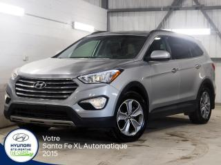 Used 2015 Hyundai Santa Fe XL Premium à Traction INTÉGRALE for sale in Val-David, QC