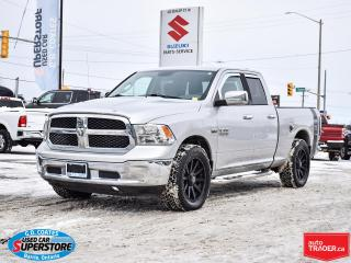 Used 2013 RAM 1500 SLT Quad Cab 4x4 ~5.7L HEMI ~Trailer Tow Package for sale in Barrie, ON