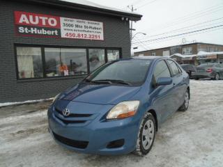Used 2008 Toyota Yaris **A QUI LA CHANCE**BAS KILOMÉTRAGE** for sale in St-Hubert, QC