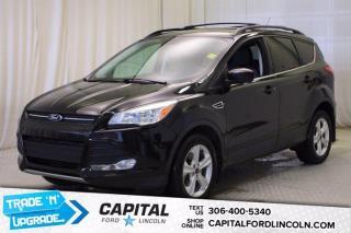 Used 2015 Ford Escape SE EcoBoost  4WD for sale in Regina, SK