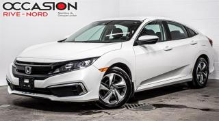 Used 2019 Honda Civic LX BLUETOOTH+CAM.RECUL+SIEGES.CHAUFFANTS for sale in Boisbriand, QC