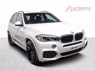 Used 2018 BMW X5 35i xDrive M Pack Cuir Toit Pano GPS Caméra for sale in Île-Perrot, QC