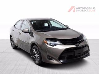 Used 2017 Toyota Corolla TOIT CAMERA DE RECUL MAGS for sale in Île-Perrot, QC