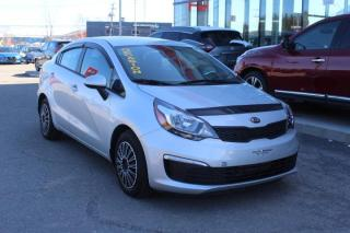 Used 2017 Kia Rio WOW WOW LX+ seulement 5423 km comme neuv for sale in Lévis, QC